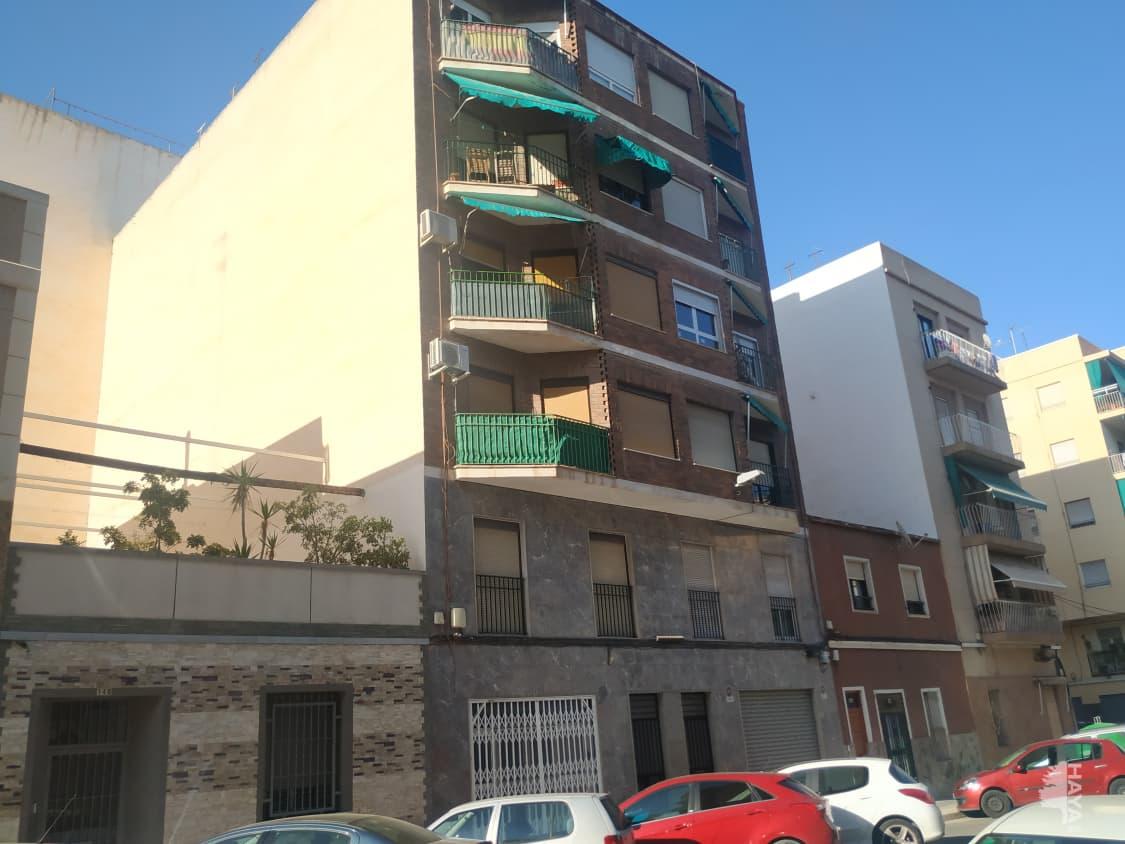 Piso en venta en Pataes, Elche/elx, Alicante, Calle Doctor Ferran, 78.415 €, 3 habitaciones, 1 baño, 106 m2
