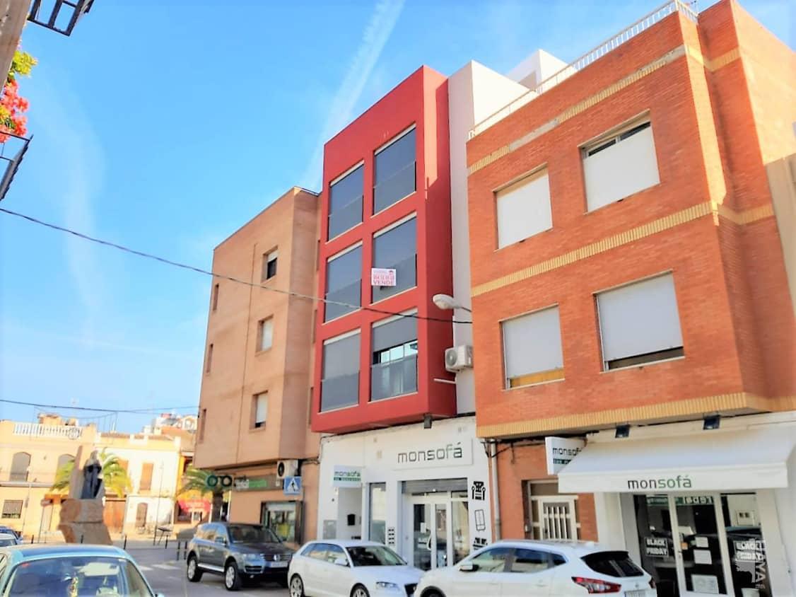 Piso en venta en El Grao, Moncofa, Castellón, Calle Vicente Ramon Alos, 52.800 €, 2 habitaciones, 1 baño, 77 m2