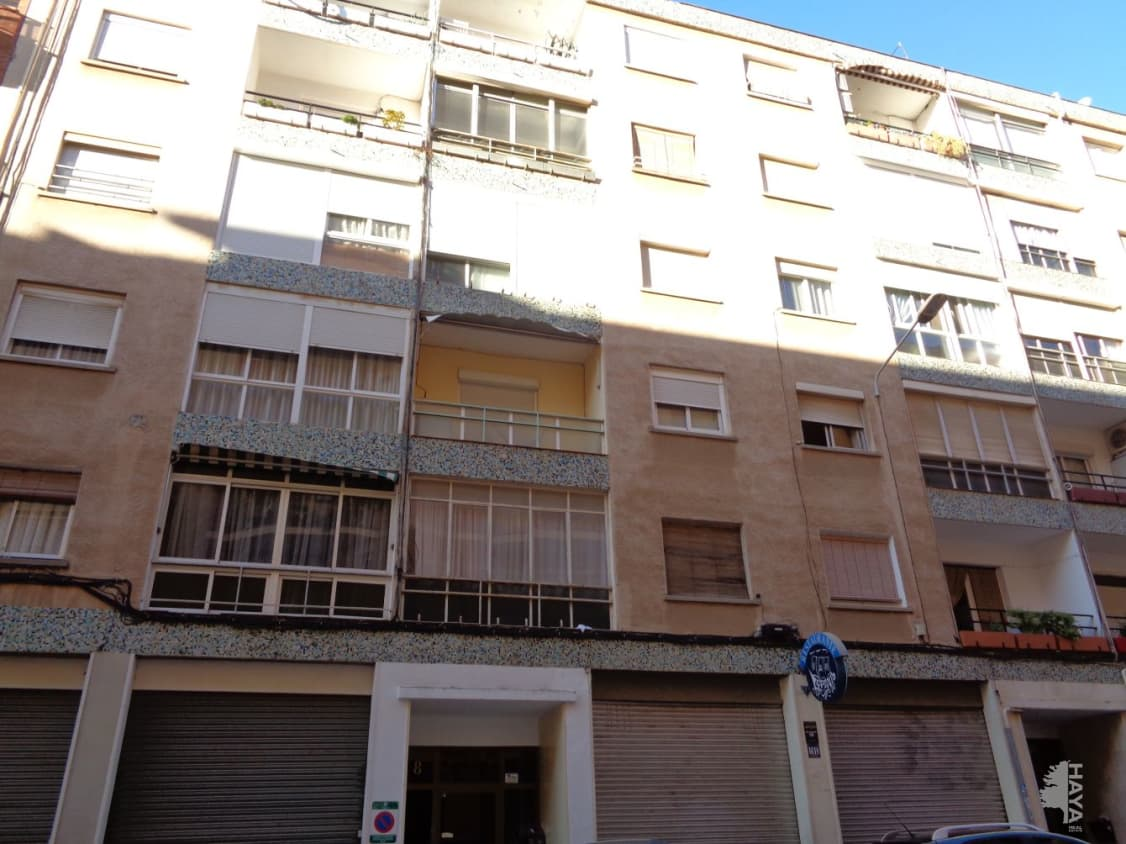 Piso en venta en Barri Gaudí, Reus, Tarragona, Calle Lepant, 54.600 €, 77 m2