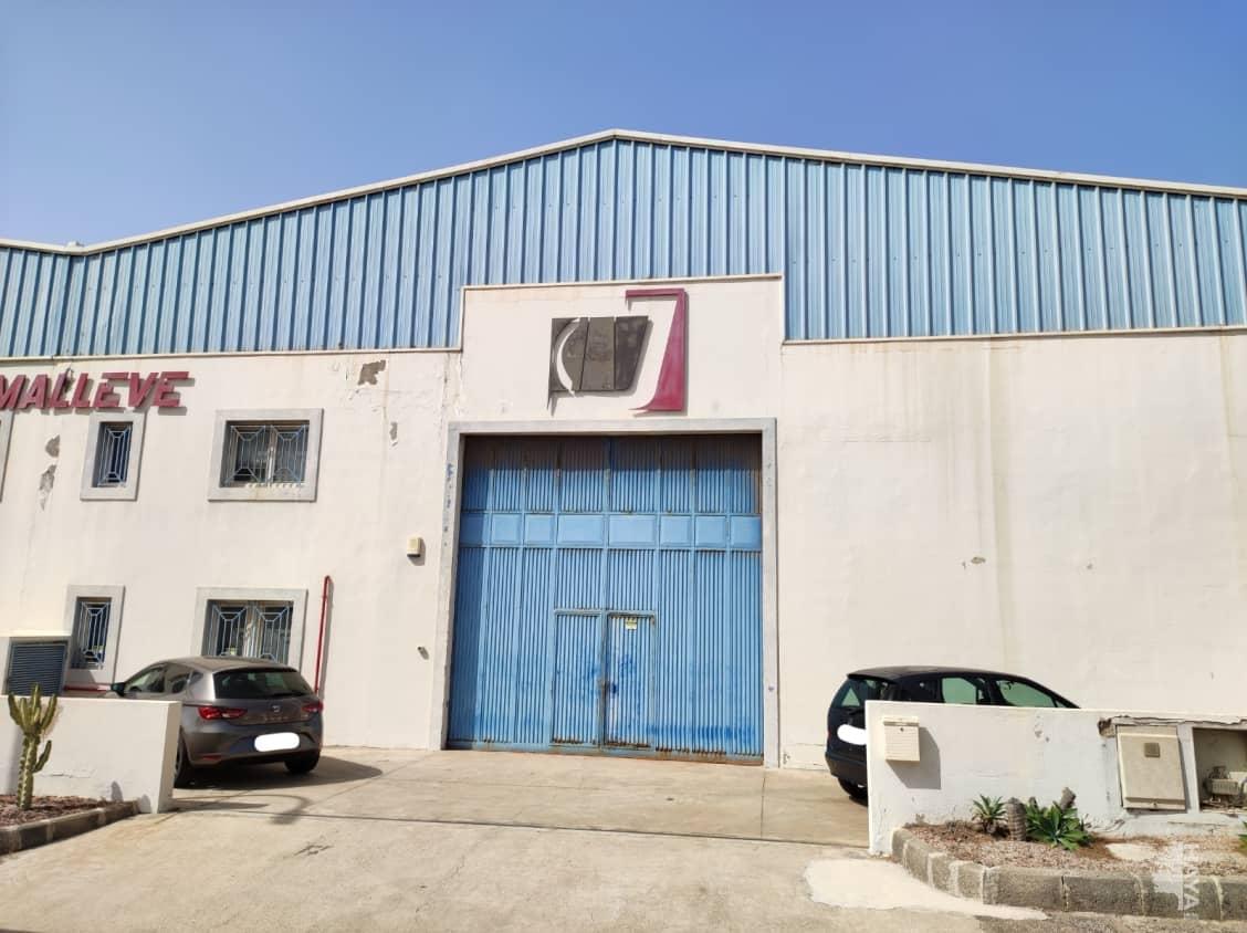 Industrial en venta en El Pie de la Cuesta, Agüimes, Las Palmas, Calle Fresno, 499.800 €, 1100 m2