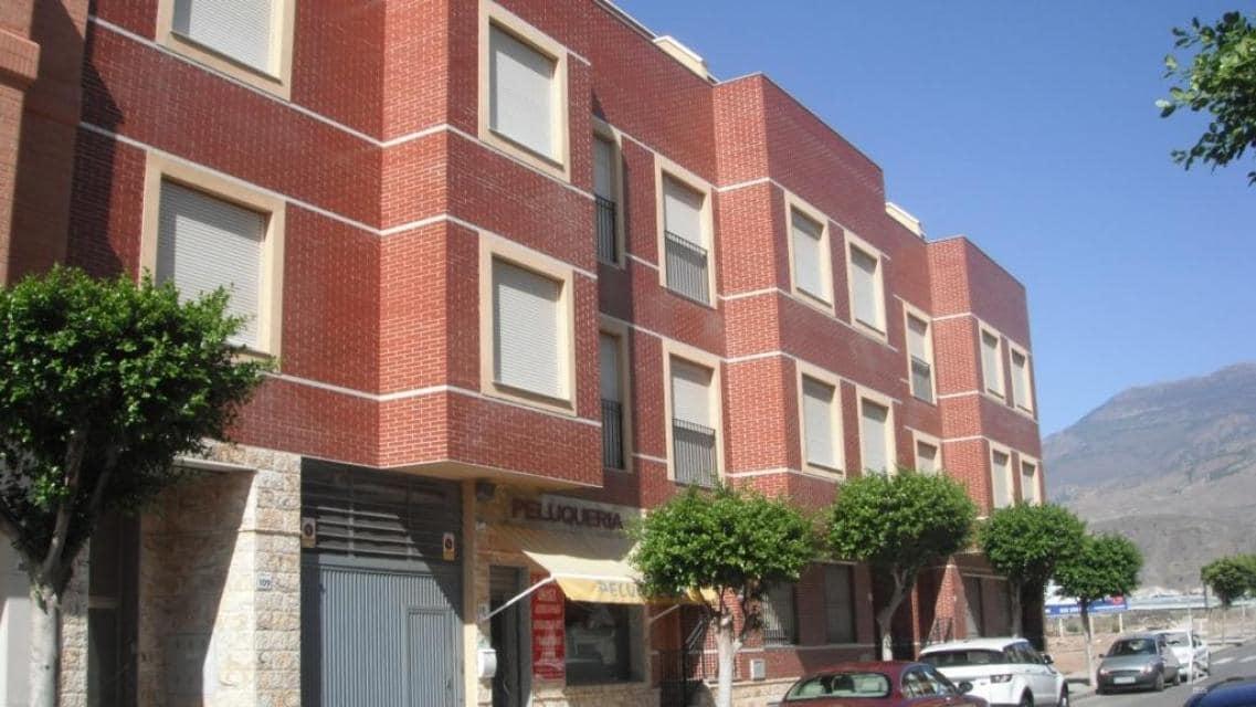 Oficina en venta en Santa María del Águila, El Ejido, Almería, Calle Manolo Escobar, 65.500 €, 91 m2