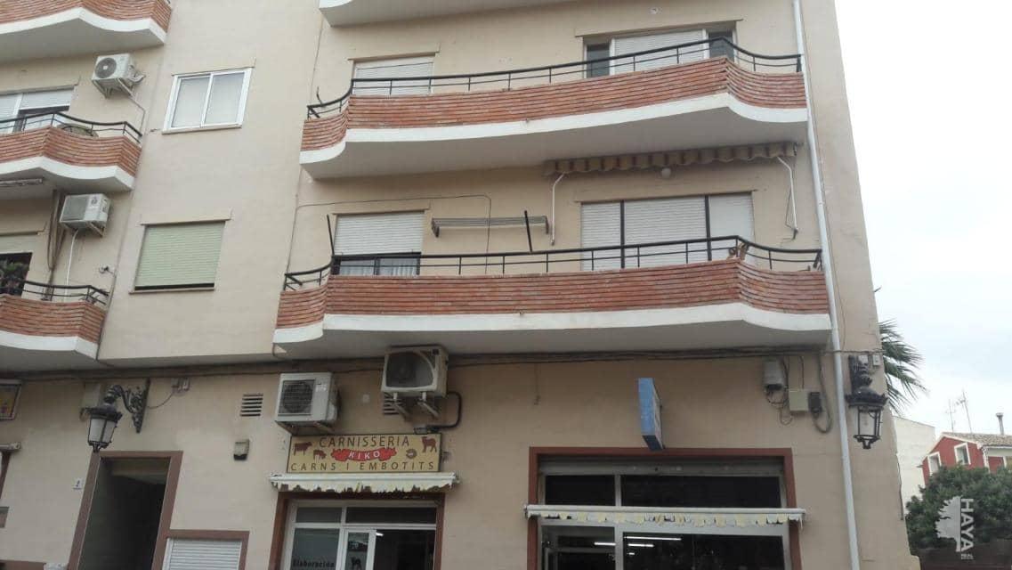 Piso en venta en Polop, Polop, Alicante, Plaza Xorros (els), 86.400 €, 4 habitaciones, 1 baño, 105 m2