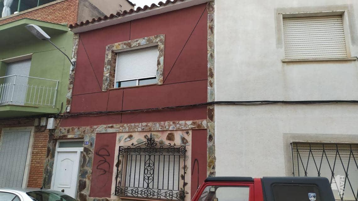 Casa en venta en Alcázar de San Juan, Ciudad Real, Calle Peñas, 85.700 €, 3 habitaciones, 2 baños, 159 m2