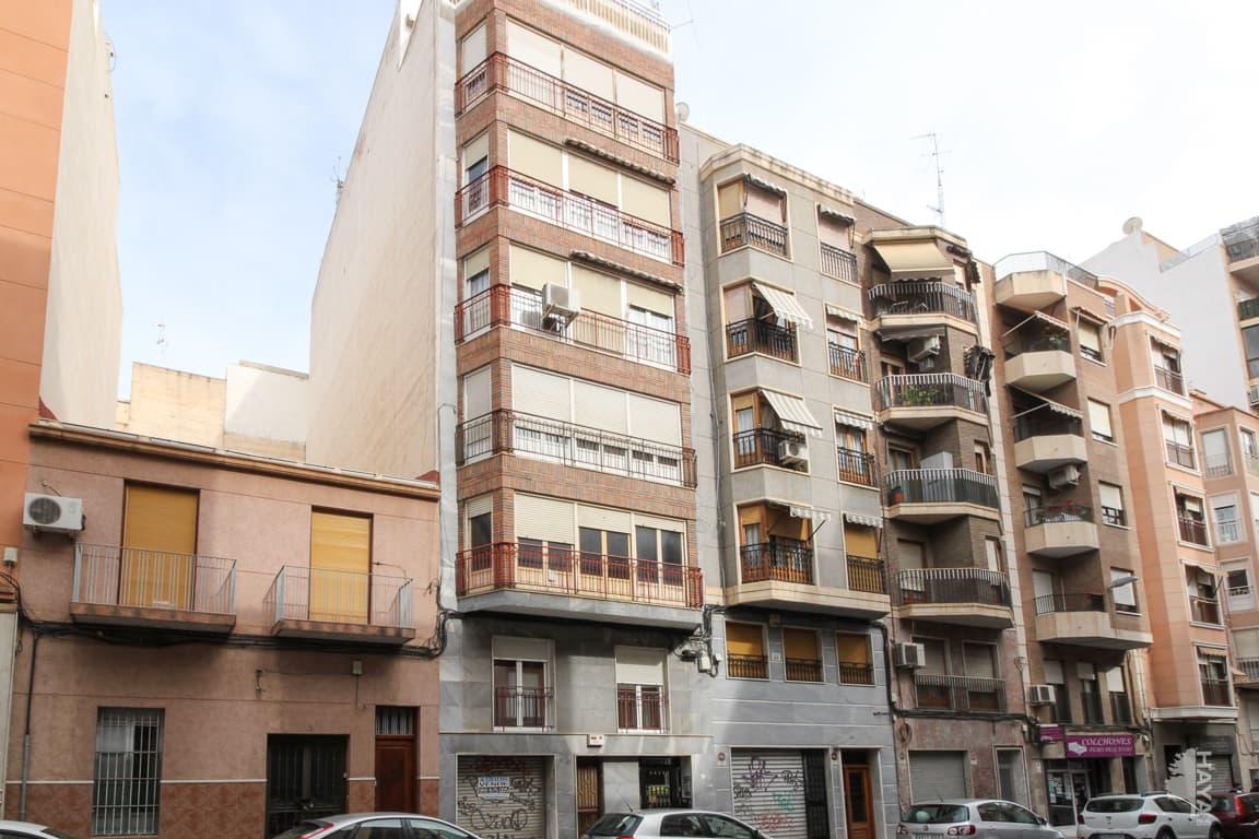 Piso en venta en Pataes, Elche/elx, Alicante, Calle Blas Valero, 108.000 €, 3 habitaciones, 2 baños, 110 m2