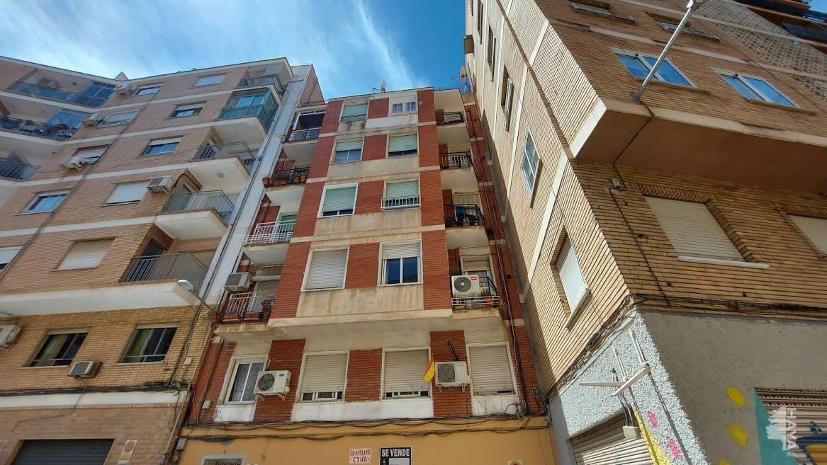 Piso en venta en Murcia, Murcia, Plaza Sandoval, 47.900 €, 3 habitaciones, 1 baño, 64 m2