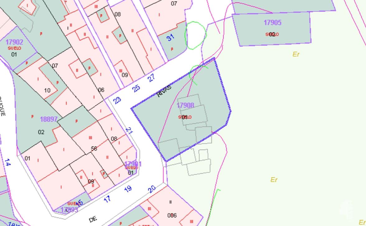 Suelo en venta en La Pardilla, Telde, Las Palmas, Calle Duque de Ribas (la Pardilla), 54.917 €, 365 m2