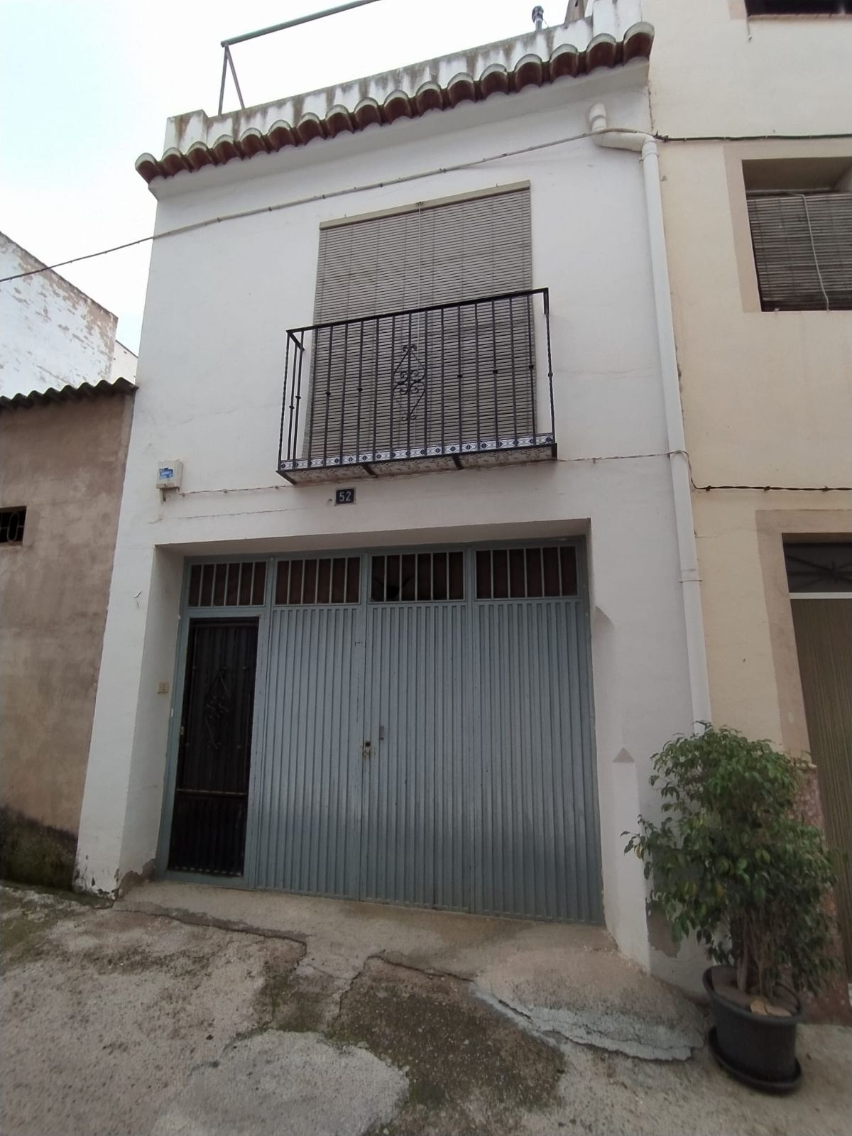 Casa en venta en Almedíjar, Castellnovo, Castellón, Calle Plateria, 45.000 €, 120 m2