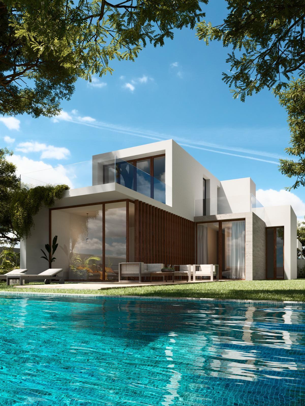 Casa en venta en Villar de Olalla, Villar de Olalla, Cuenca, Calle Residencial Campo de Golf, 229.000 €, 3 habitaciones, 3 baños, 152 m2