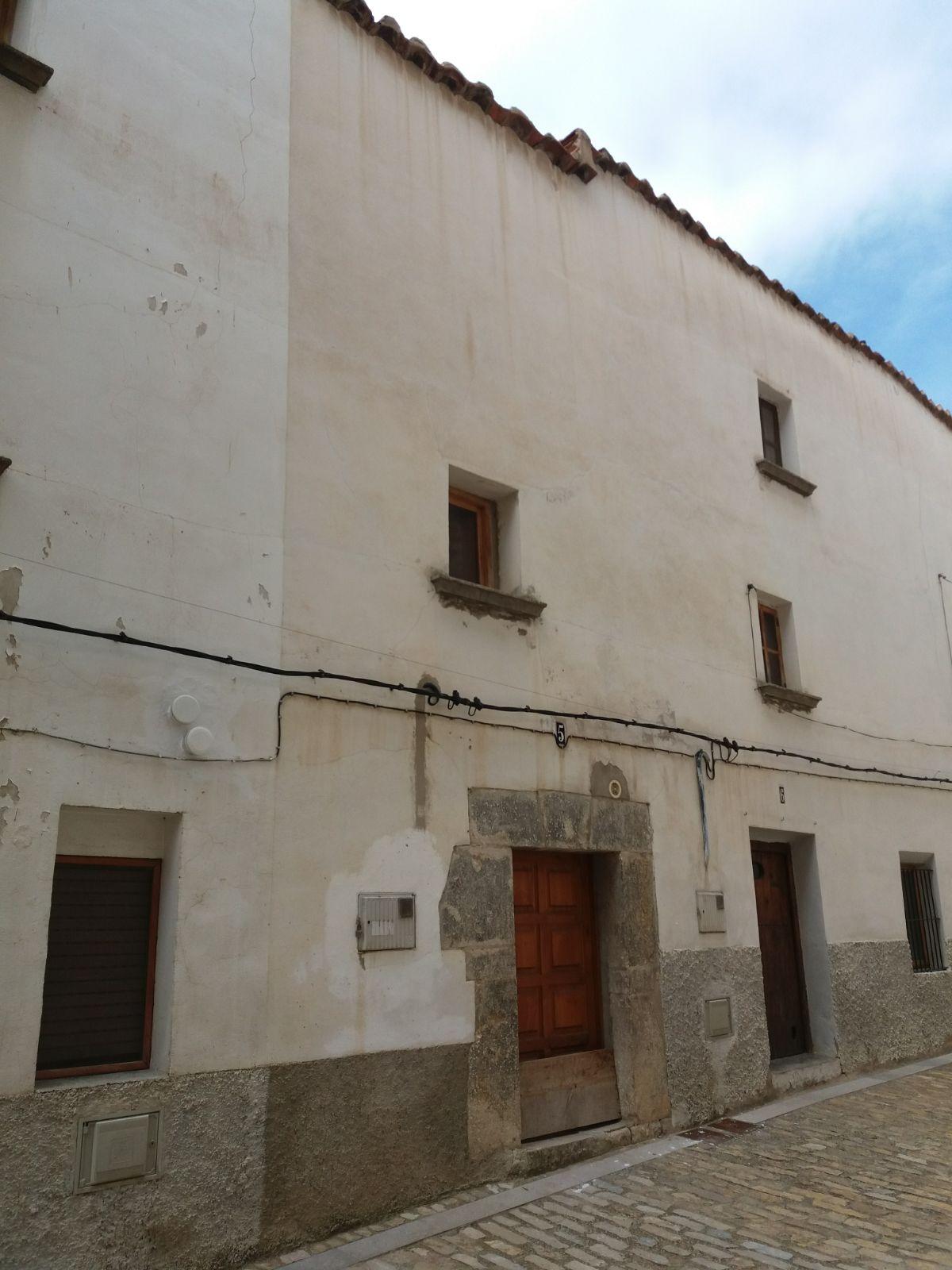 Casa en venta en Villafranca del Cid / Vilafranca, Villafranca del Cid/vilafranca, Castellón, Calle Bajo Plaza, 43.000 €, 2 habitaciones, 1 baño, 79 m2