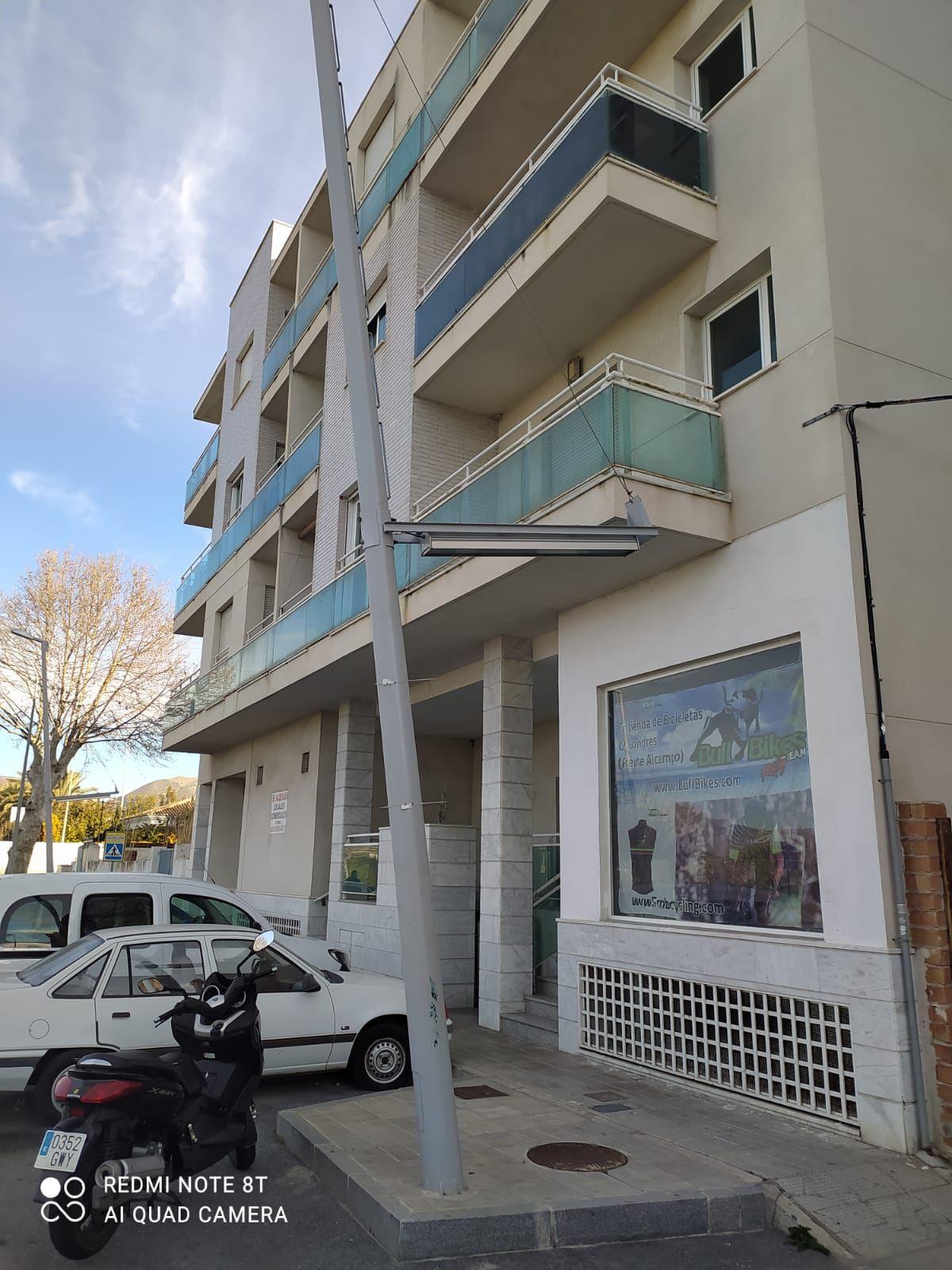 Piso en venta en Motril, Granada, Calle Nuestra Señora de la Cabeza, 78.100 €, 2 habitaciones, 1 baño, 106 m2