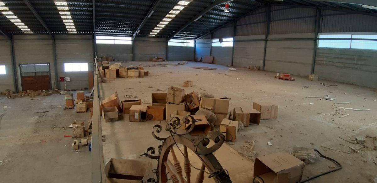 Industrial en venta en Industrial en Senyera, Valencia, 525.000 €, 2049 m2