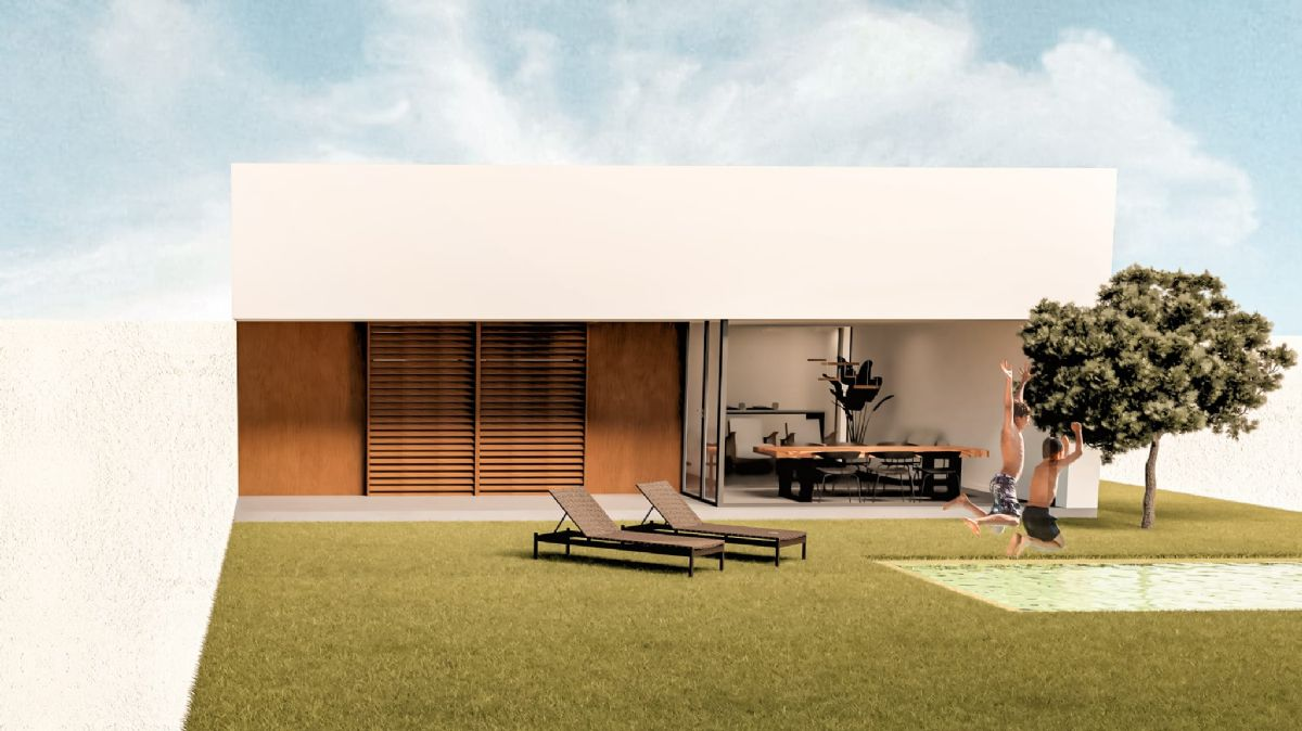 Casa en venta en Casa en Villar de Olalla, Cuenca, 183.540 €, 3 habitaciones, 2 baños, 133 m2