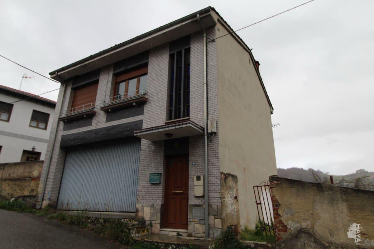 Casa en venta en Langreo, Asturias, Calle Prau la Fuente, 67.828 €, 1 habitación, 1 baño, 145 m2