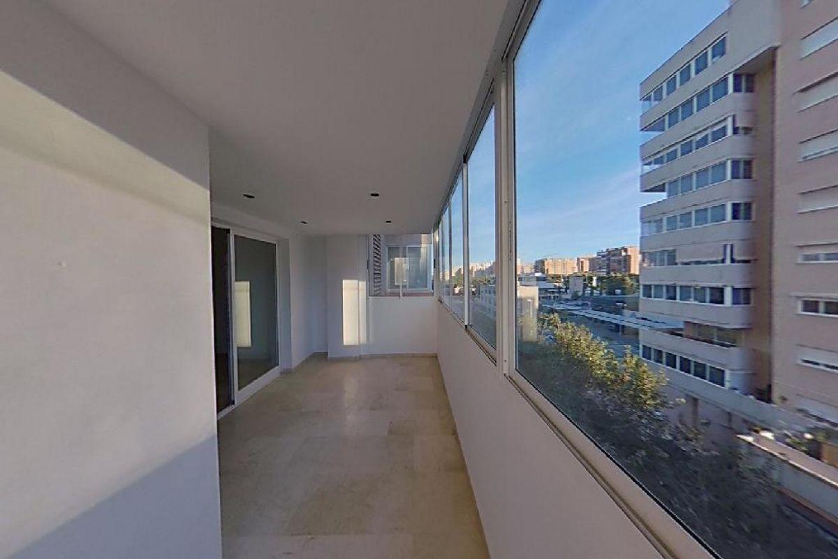 Piso en venta en Alicante/alacant, Alicante, Calle Deportista Miriam Blasco, 187.000 €, 2 habitaciones, 87 m2