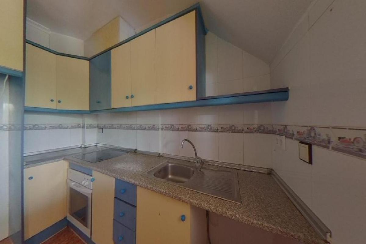 Piso en venta en Piso en Orihuela, Alicante, 73.000 €, 2 habitaciones, 1 baño, 54 m2