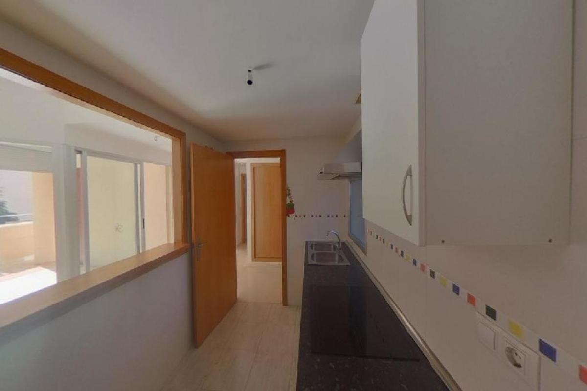 Piso en venta en Piso en la Villajoyosa/vila, Alicante, 144.000 €, 2 habitaciones, 2 baños, 103 m2