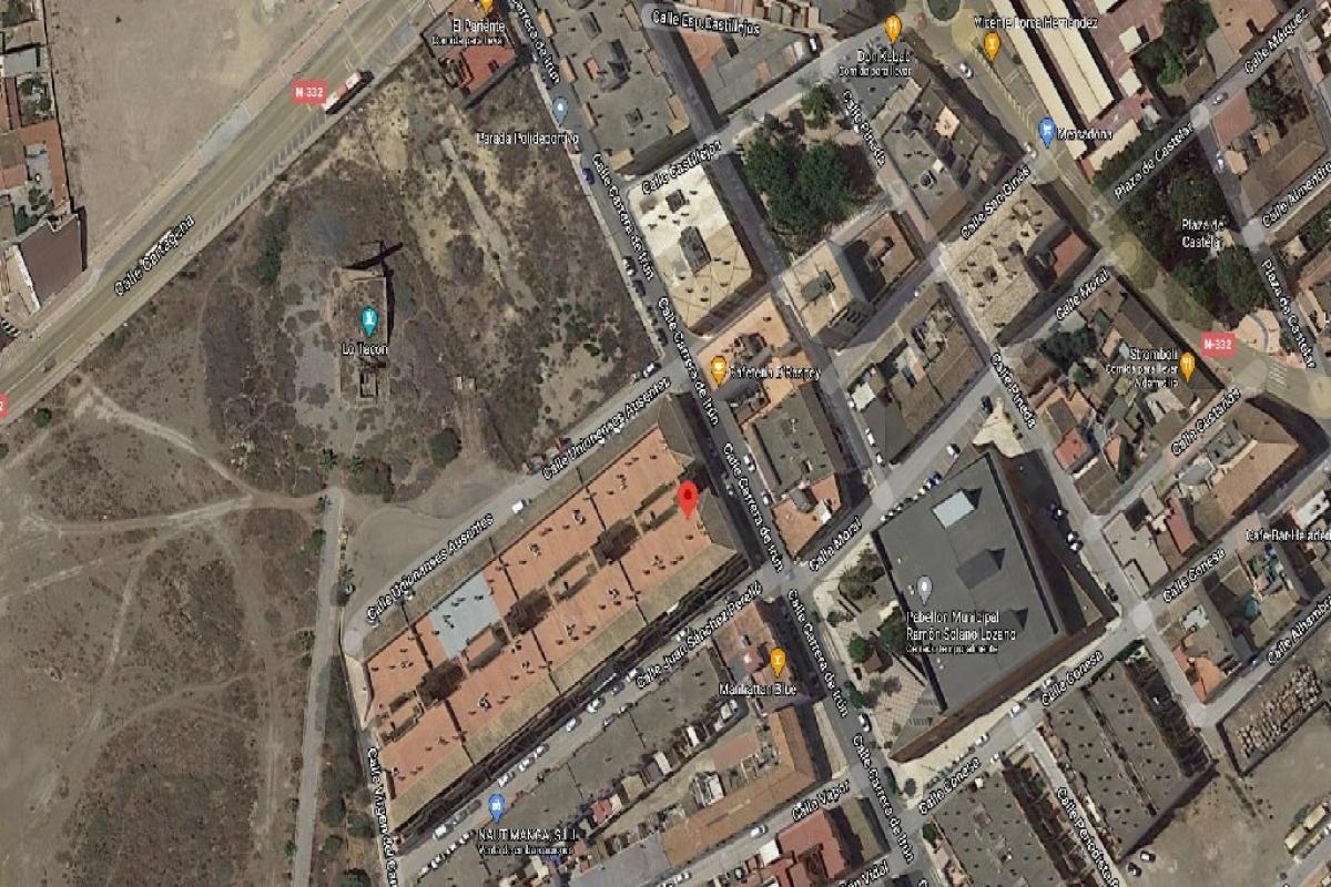 Parking en venta en Parking en la Unión, Murcia, 5.000 €, 25 m2
