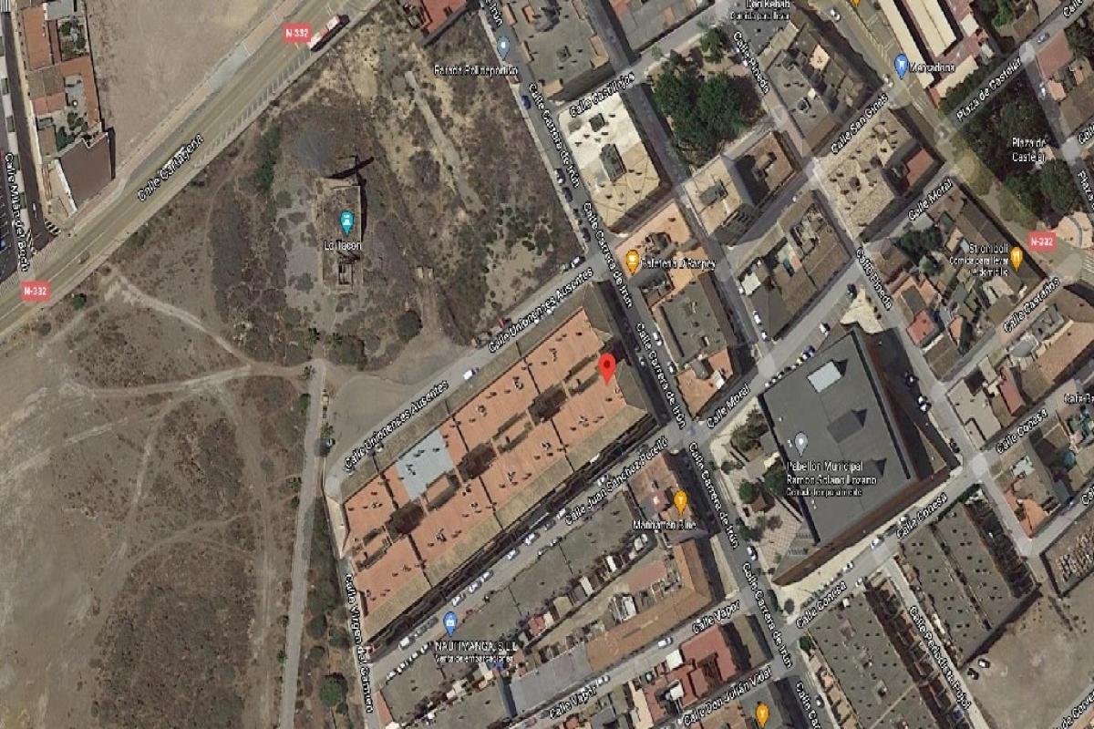 Parking en venta en Parking en la Unión, Murcia, 5.000 €, 26 m2