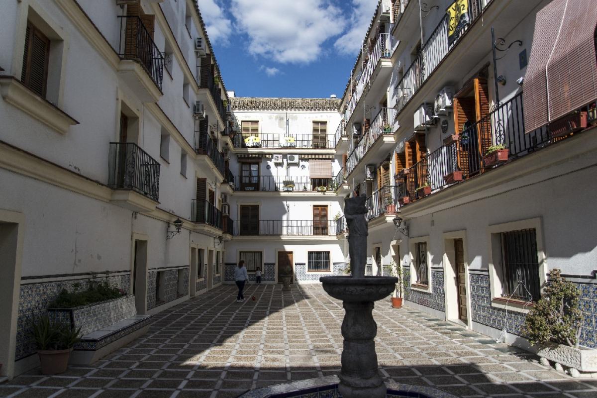 Piso en venta en Santiago, Jerez de la Frontera, Cádiz, Calle Ponce, 101.000 €, 3 habitaciones, 2 baños, 108 m2