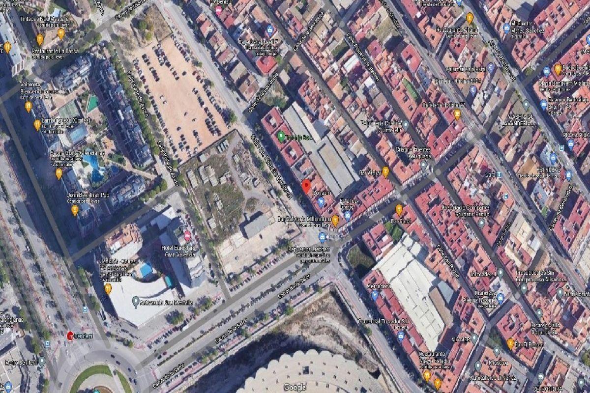 Parking en venta en Parking en Valencia, Valencia, 13.700 €, 32 m2