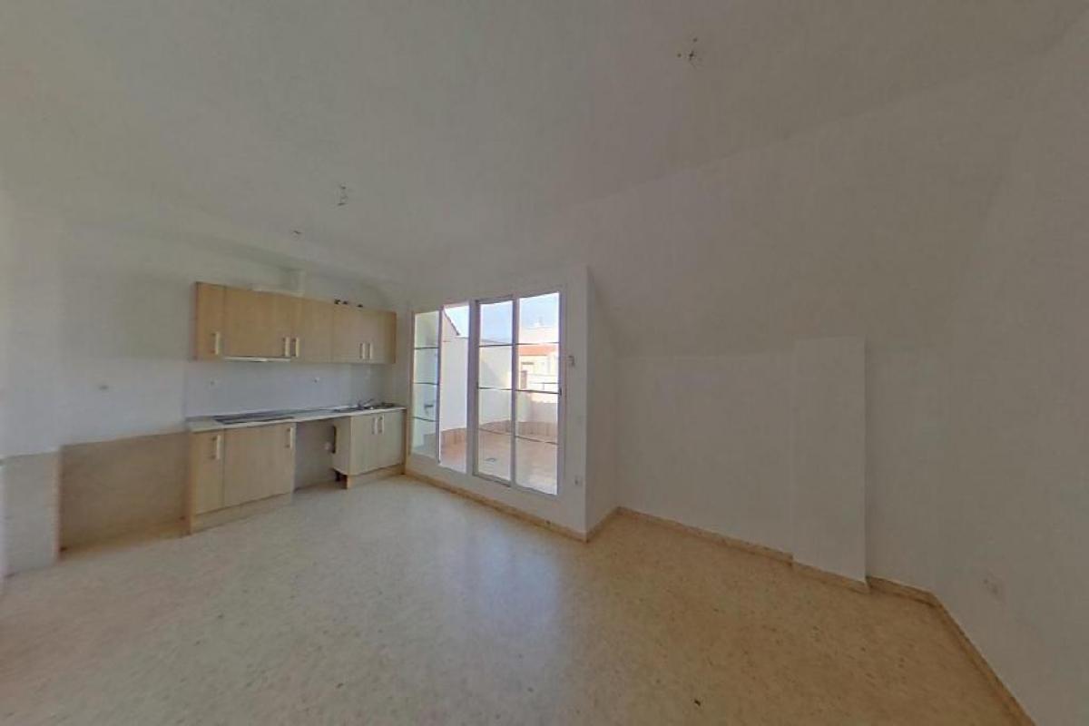 Piso en venta en Piso en Roquetas de Mar, Almería, 64.900 €, 1 habitación, 1 baño, 61 m2