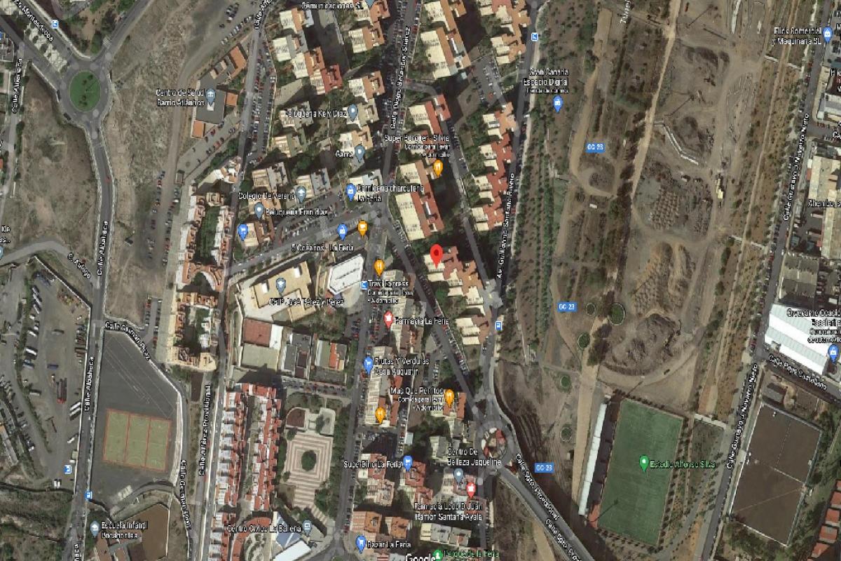 Casa en venta en Casa en la Palmas de Gran Canaria, Las Palmas, 102.500 €, 3 habitaciones, 1 baño, 90 m2