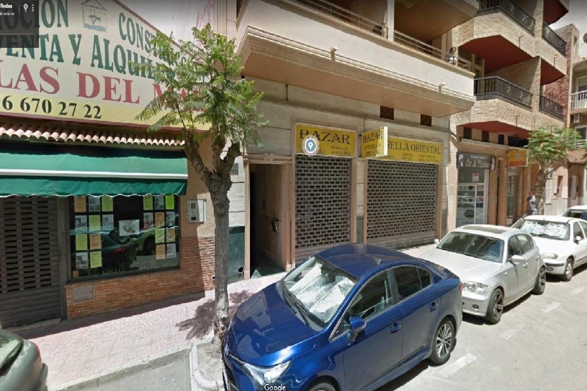 Parking en venta en Parking en Torrevieja, Alicante, 6.300 €, 43 m2