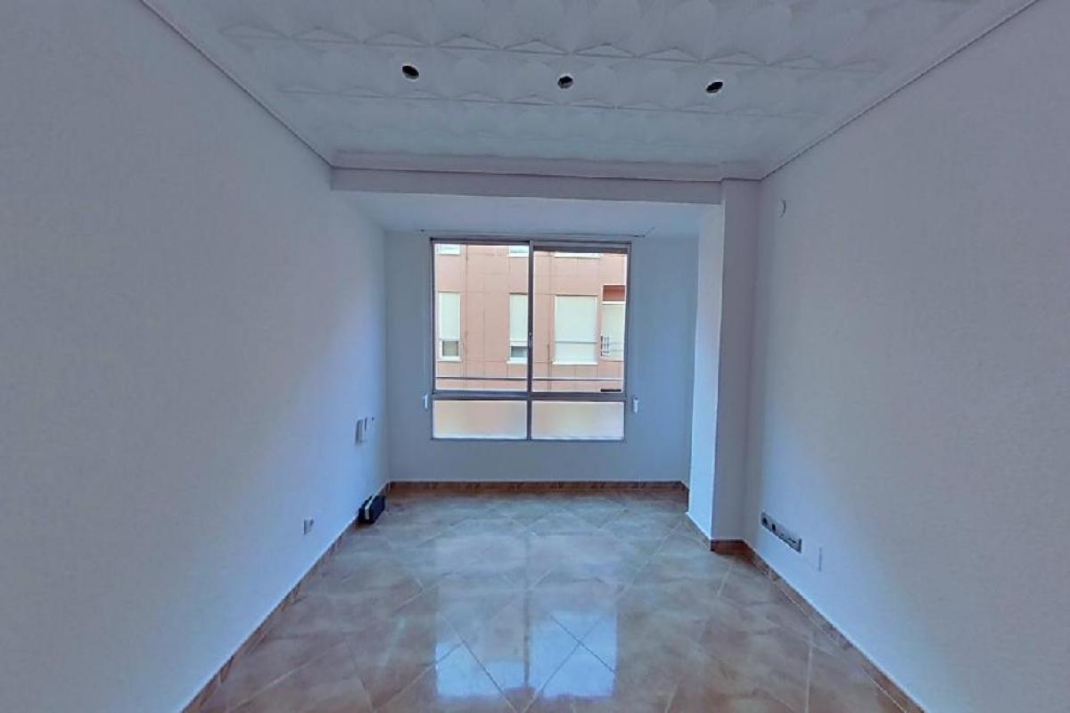 Piso en venta en Onda, Castellón, Calle Ros Dorsins, 55.000 €, 4 habitaciones, 1 baño, 108 m2