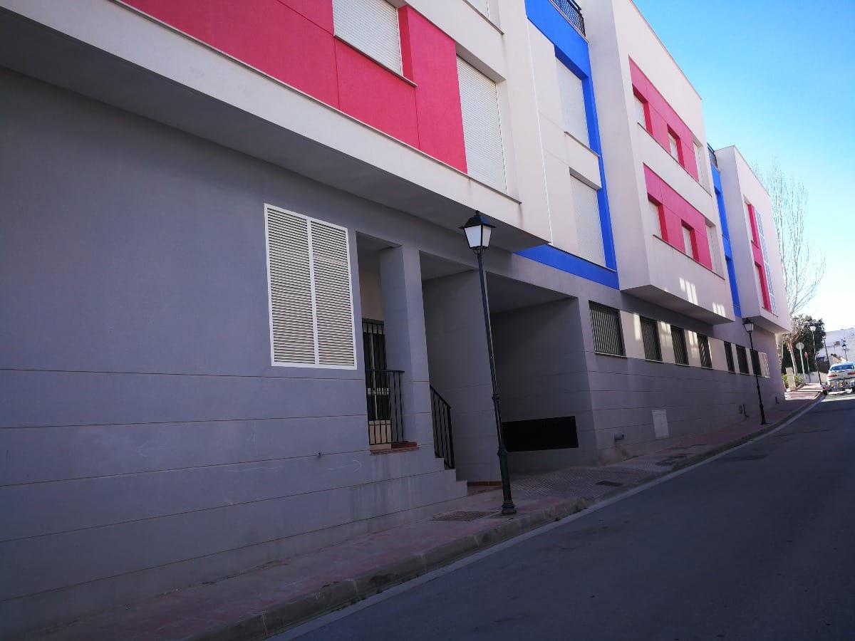 Piso en venta en Vélez-rubio, Almería, Calle Salvador Martínez Laroca, 49.000 €, 4 habitaciones, 2 baños, 87 m2