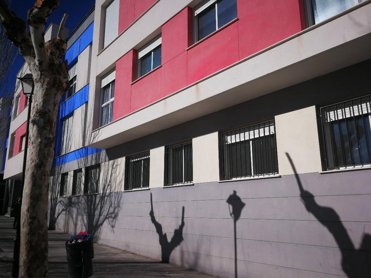 Piso en venta en Vélez-rubio, Almería, Calle Salvador Martínez Laroca, 48.000 €, 4 habitaciones, 2 baños, 88 m2