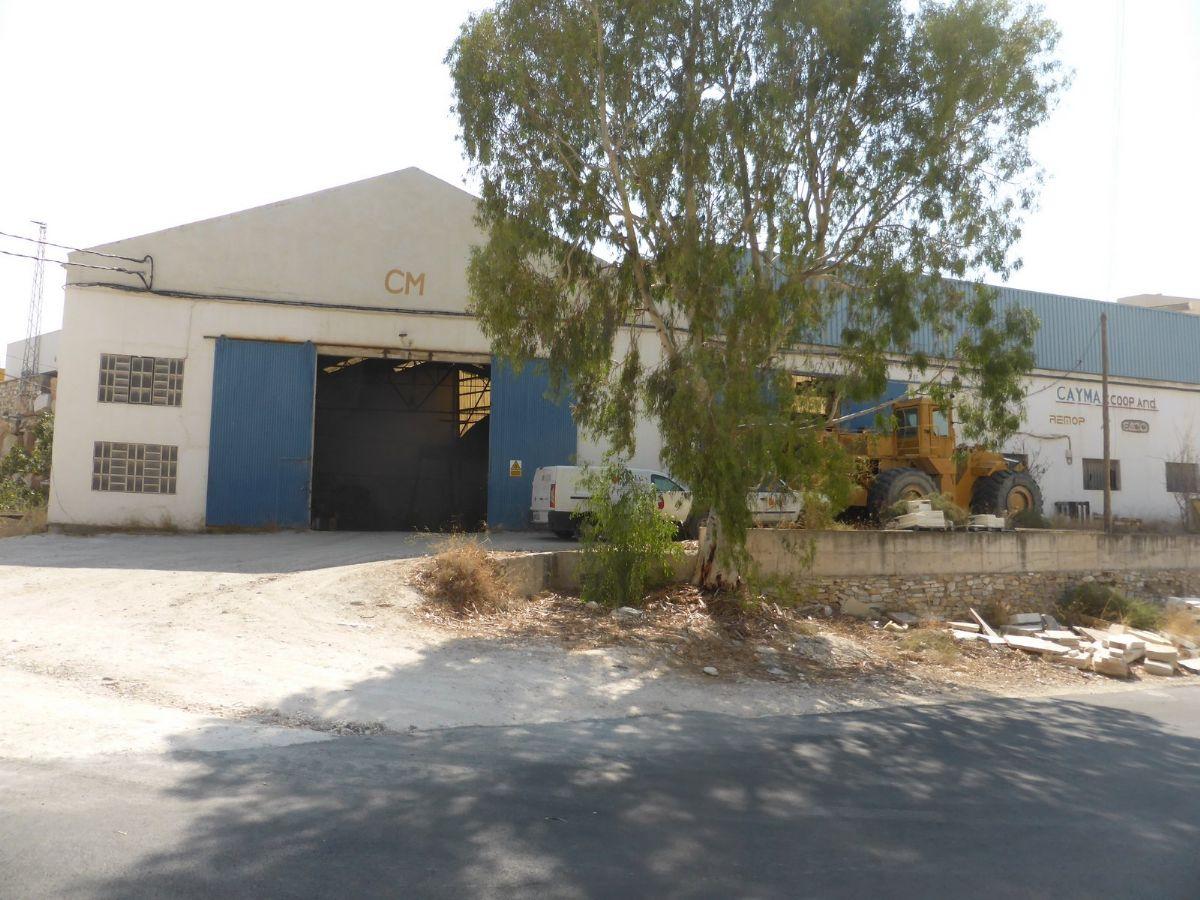 Industrial en venta en Industrial en Purchena, Almería, 135.000 €, 980 m2