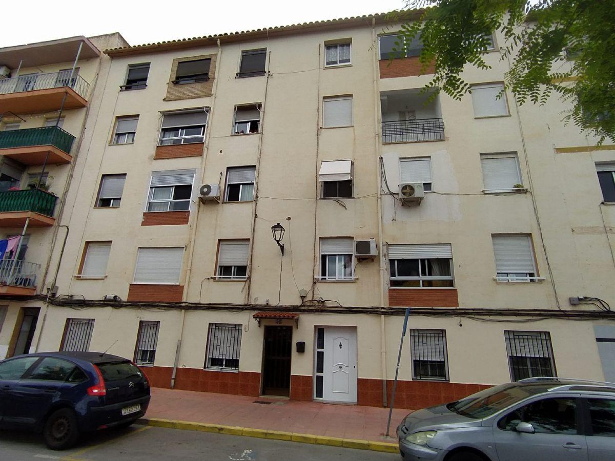 Piso en venta en Grupo Jesús Obrero, la Vall D`uixó, Castellón, Avenida Sud-oest, 30.500 €, 3 habitaciones, 1 baño, 78 m2
