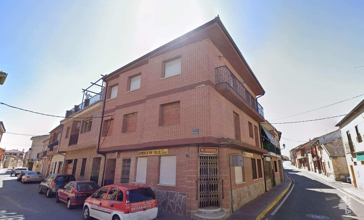 Piso en venta en Cantimpalos, Segovia, Calle Real, 58.300 €, 3 habitaciones, 1 baño, 83 m2