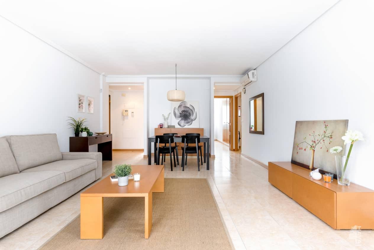Piso en venta en Piso en Alicante/alacant, Alicante, 150.000 €, 3 habitaciones, 2 baños, 167 m2, Garaje