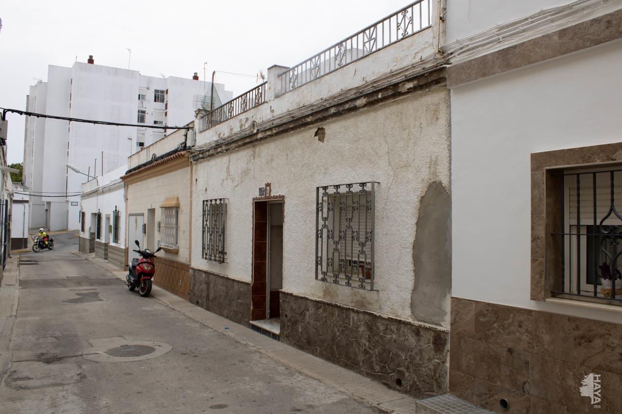 Piso en venta en Chiclana de la Frontera, Cádiz, Calle Guatemala, 54.200 €, 4 habitaciones, 2 baños, 103 m2