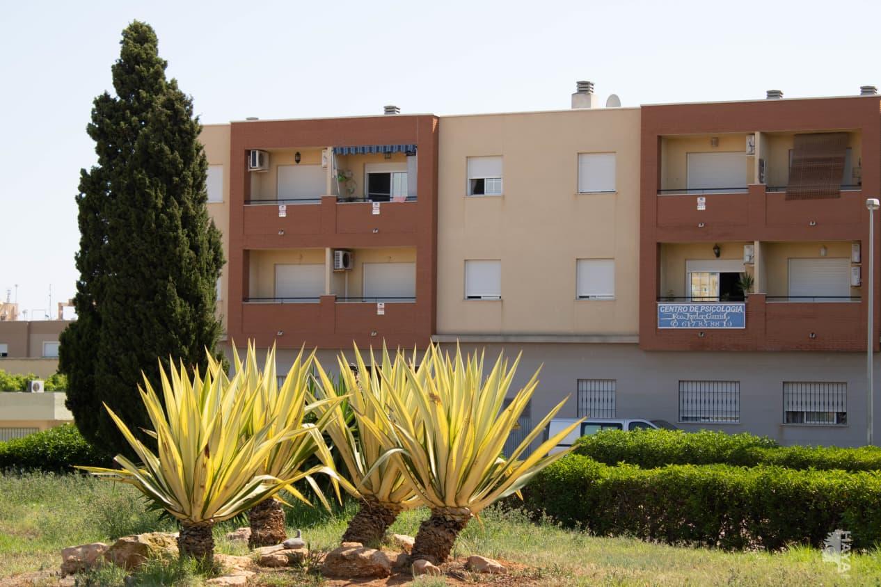 Piso en venta en Los Depósitos, Roquetas de Mar, Almería, Plaza Comediantes, 87.100 €, 2 habitaciones, 1 baño, 81 m2