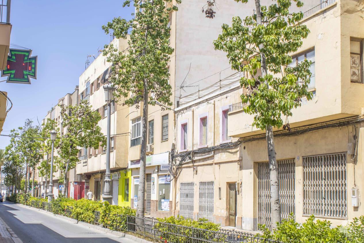 Piso en venta en Los Depósitos, Roquetas de Mar, Almería, Avenida Pablo Picasso(r), 62.100 €, 1 baño, 83 m2
