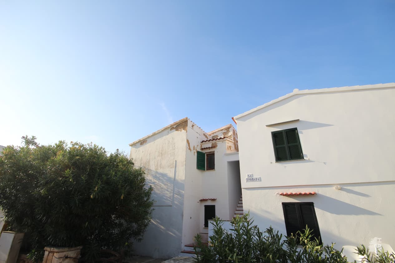 Piso en venta en Ciutadella de Menorca, Baleares, Urbanización Cala Blanca Pol. A, 148.850 €, 3 habitaciones, 1 baño, 68 m2