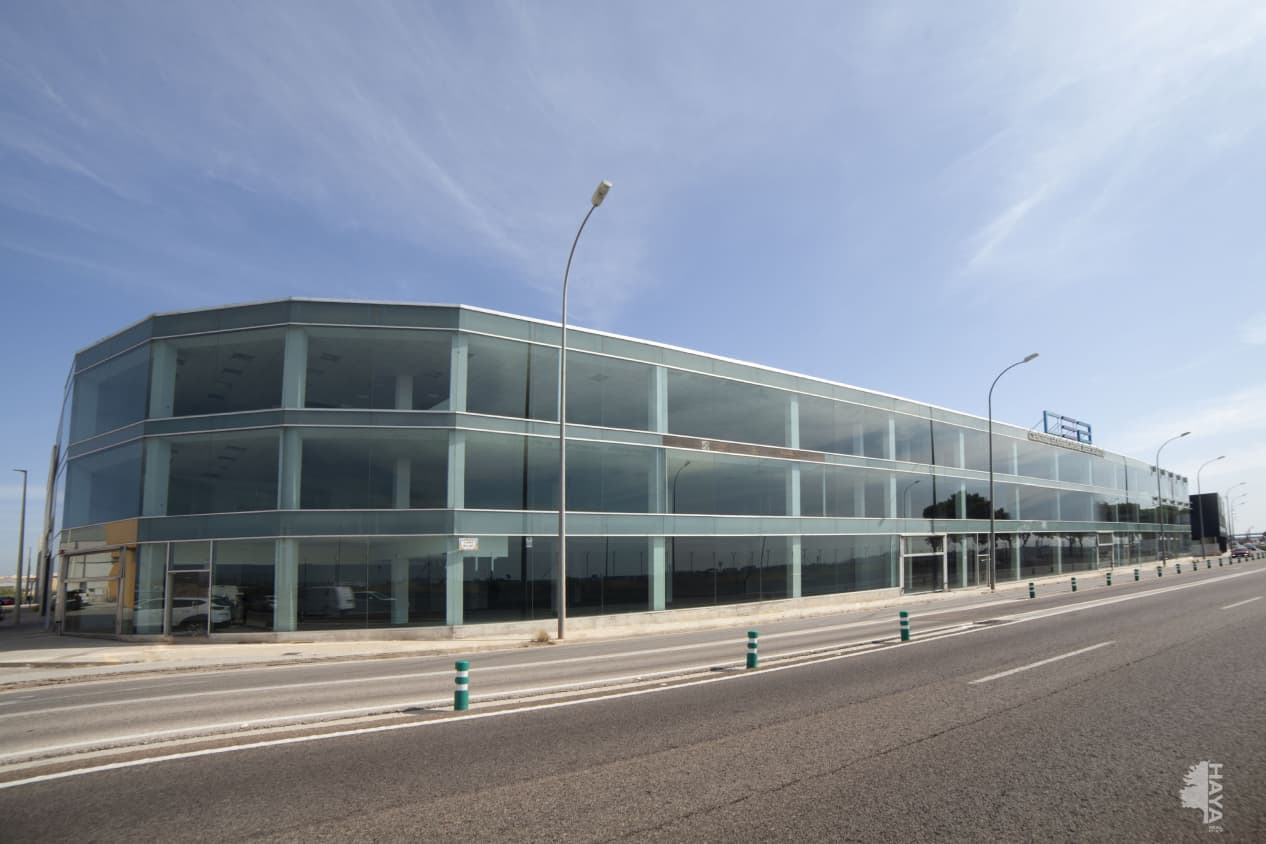 Oficina en venta en Manises, Valencia, Avenida Arcs (dels), 58.892 €, 107 m2