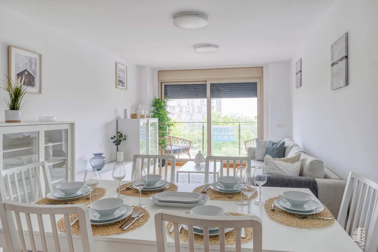 Piso en venta en Piso en Castellón de la Plana/castelló de la Plana, Castellón, 124.000 €, 2 habitaciones, 2 baños, 122 m2, Garaje