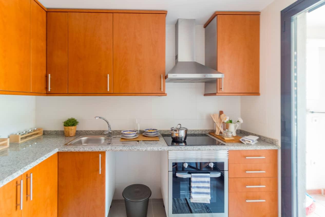 Piso en venta en Piso en Méntrida, Toledo, 82.600 €, 3 habitaciones, 1 baño, 112 m2