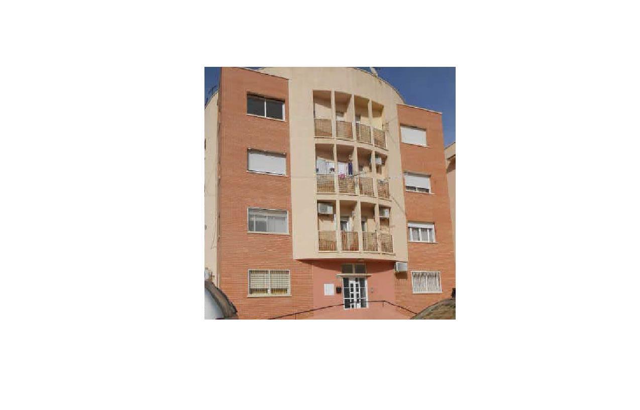 Piso en venta en Huércal de Almería, Almería, Calle Jacinto Benavente, 59.800 €, 2 habitaciones, 1 baño, 72 m2