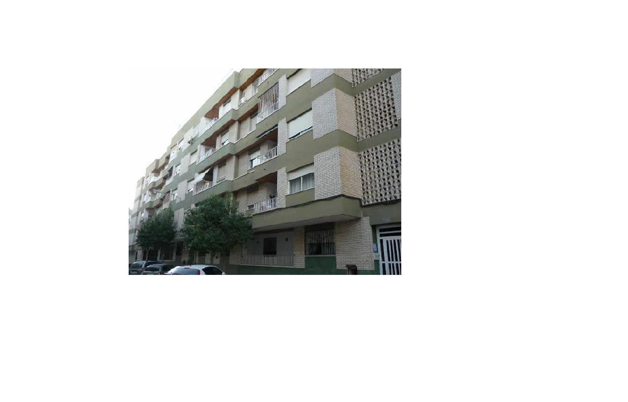 Piso en venta en Huércal-overa, Huércal-overa, Almería, Calle Juan de Austria, 65.000 €, 3 habitaciones, 1 baño, 113 m2