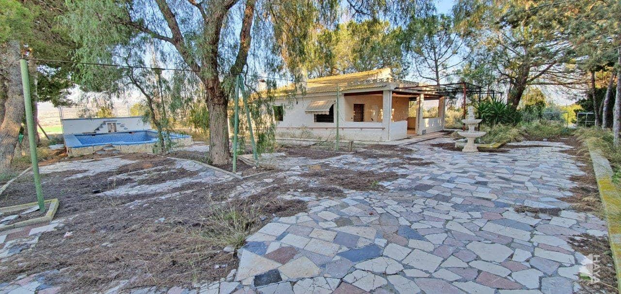 Casa en venta en Elda, Alicante, Calle Partida Cuesta la Bodega, 163.000 €, 3 habitaciones, 1 baño, 245 m2