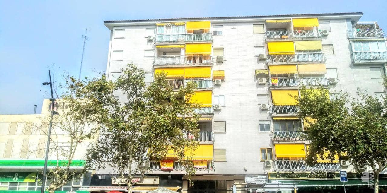 Piso en venta en Els Tolls - Aigüera Alta, Benidorm, Alicante, Avenida Rei Jaume I, 136.200 €, 3 habitaciones, 1 baño, 82 m2