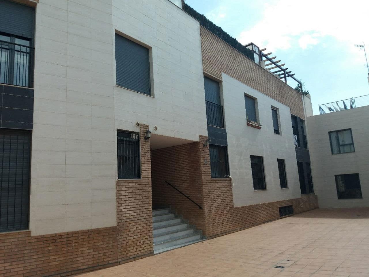 Piso en venta en Huércal de Almería, Almería, Calle Ferrocarril, 99.900 €, 3 habitaciones, 1 baño, 166 m2