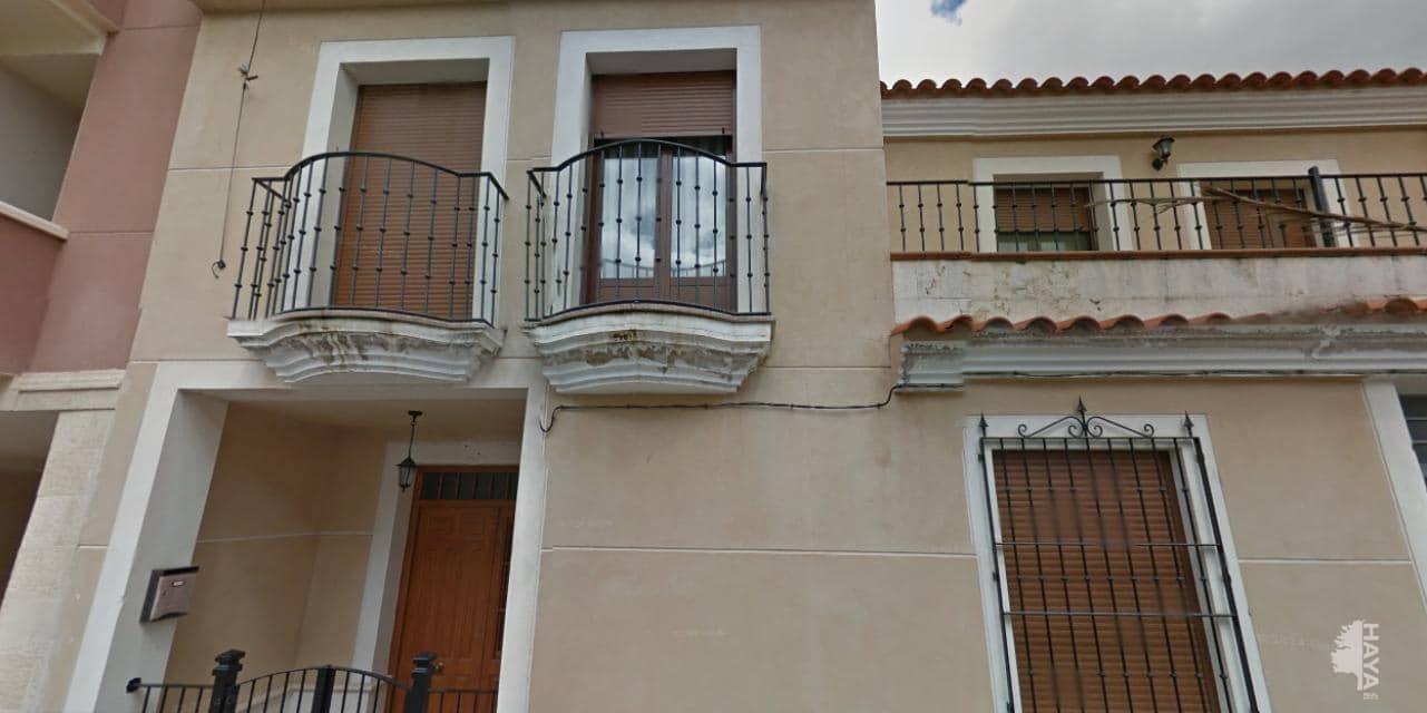 Piso en venta en San Clemente, Cuenca, Calle Pozo Nieves, 62.000 €, 3 habitaciones, 2 baños, 112 m2