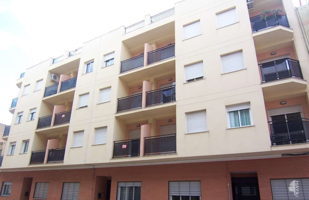 Piso en venta en Almenara, Castellón, Calle Estacion, 77.200 €, 3 habitaciones, 2 baños, 118 m2