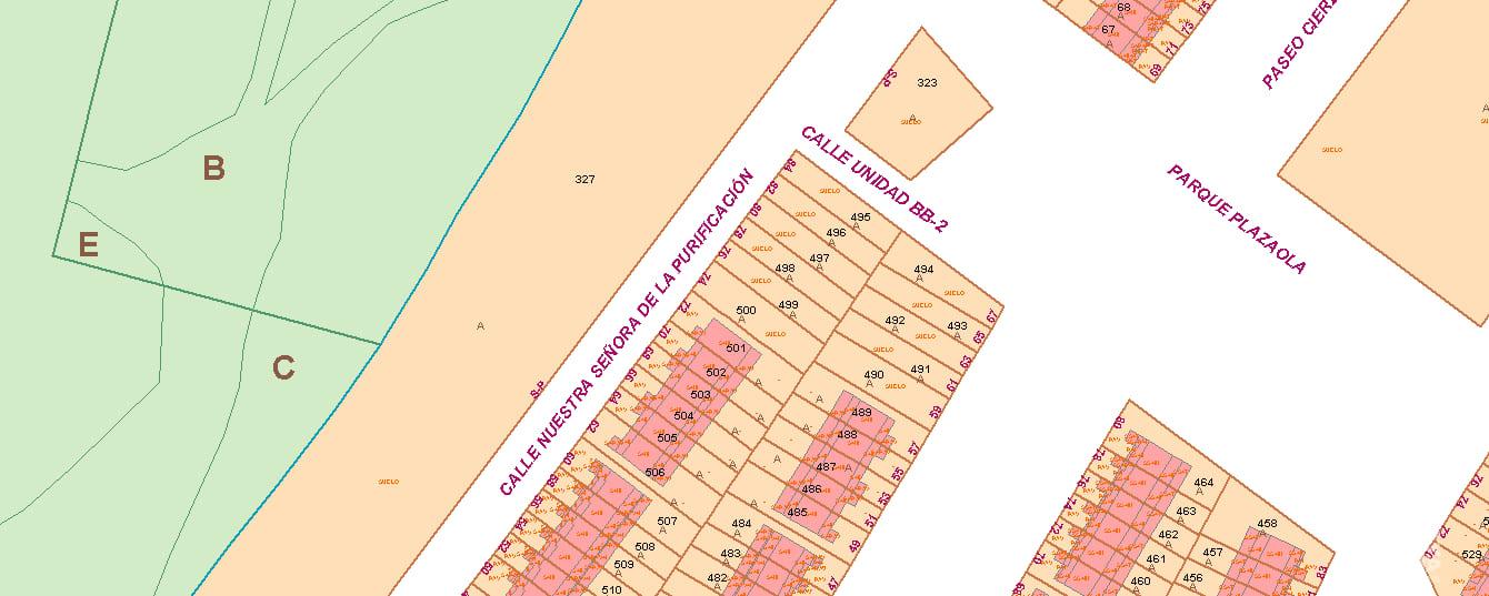 Suelo en venta en Pinellas Park, Berrioplano, Navarra, Calle Partida Parcela 5. Parcela Ub-3.2. Sector Bb-2, 52.000 €
