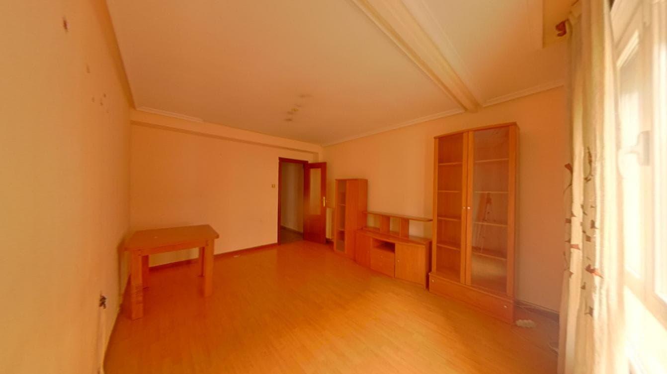 Piso en venta en Eras de Renueva, León, León, Calle Doña Urraca, 82.300 €, 4 habitaciones, 1 baño, 99 m2
